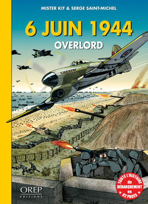 BD 6 JUIN 1944 - OVERLORD