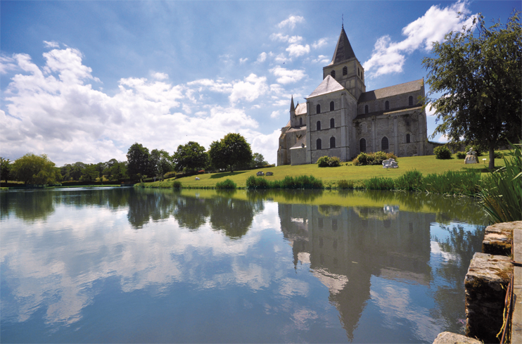 Abbaye de Cerisy