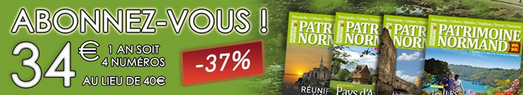 Abonnement Patrimoine Normand