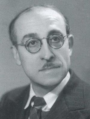 André Mulot, dont on na pas encore identifié le corps parmi les 11 tombes. (Coll.  Philippe Beaumais)