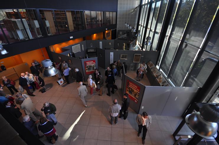 Exposition « la Société historique et archéologique de l'Orne »