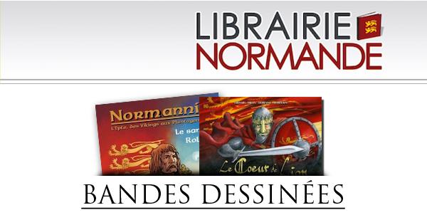 Bandes dessinées - Normandie