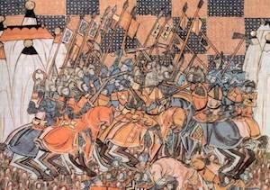 Bataille de Dorylee