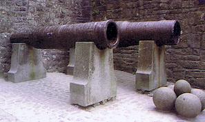 Bombardes du Mont-Saint-Michel