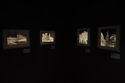 L'exposition « Caen en images - La ville vue par les artistes du XIXe siècle à la Reconstruction » au musée de Normandie à Caen