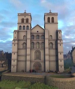 cathédrale Saint-André dAvranches