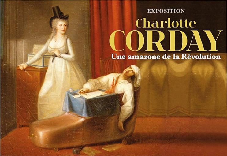 Charlotte Corday, une amazone de la Révolution