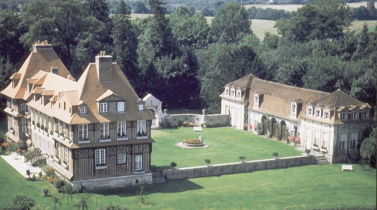 Le château du Breuil