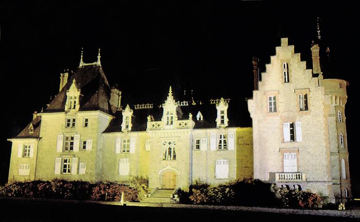 Chateau Pont-Bellanger