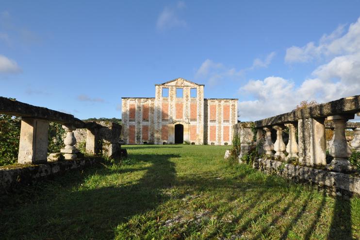 Château d'Harcourt, à Thury-Harcourt (photo Antoine Pinabel © Patrimoine Normand).