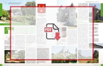 Parc du château de Nacqueville