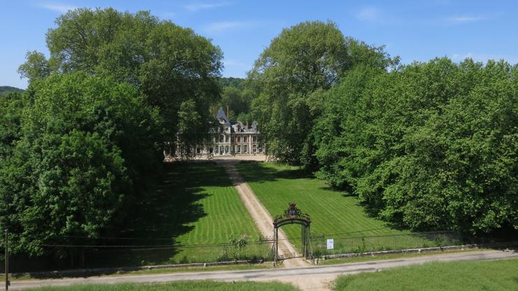 Château de Pinterville, ou la passion de l`esprit