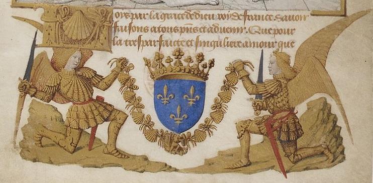 Collier de l`Ordre de Saint Michel
