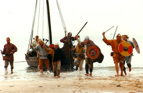 débarquement vikings