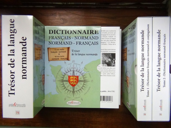 Dictionnaire langue normande