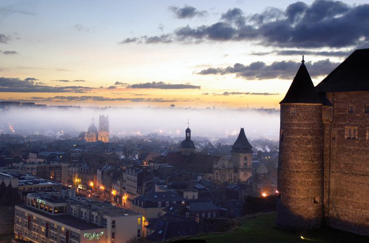 Dossier ville de Dieppe