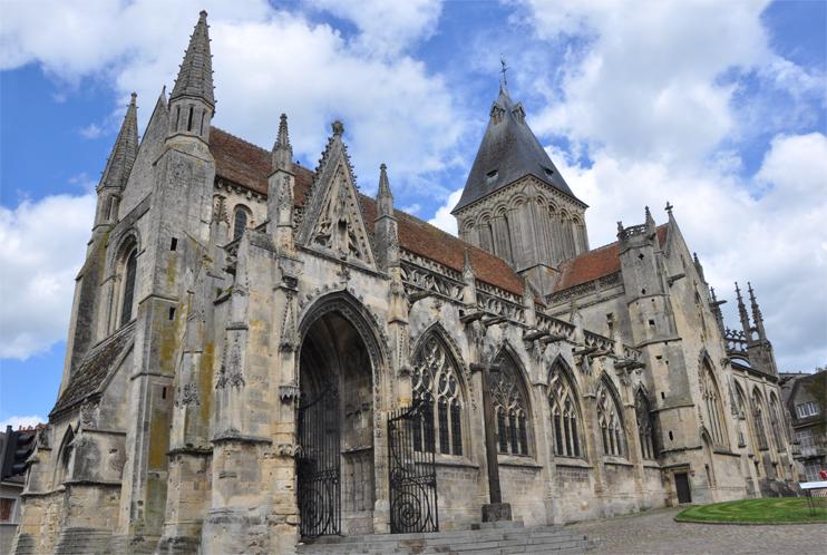 Eglise Saint Gervais Falaise