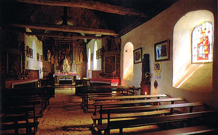 Eglise Malloué