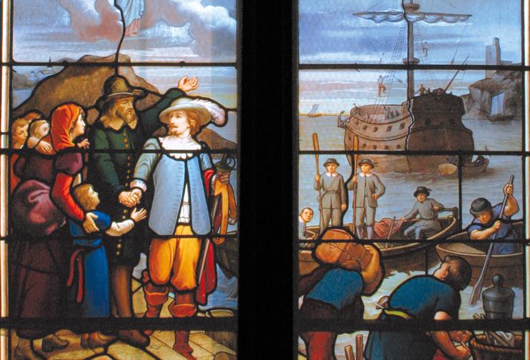 Lémigration percheronne en Nouvelle-France et les Muséales de Tourouvre