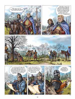 Extrait : L'EPTE, DES VIKINGS AUX PLANTAGENÊTS Tome 2 - Le face à face des rois (1109-1119)