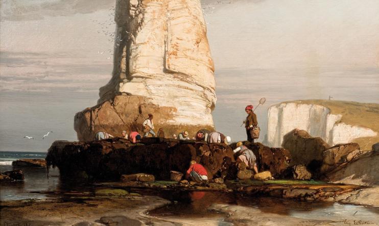 « L'invention d'Étretat », aux Pêcheries de Fécamp