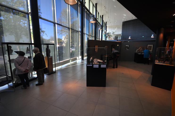 Exposition  la Société historique et archéologique de l`Orne