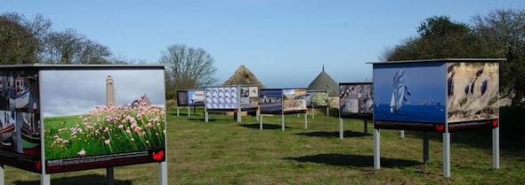 Exposition « La Normandie dans l'œil d'un Viking » au manoir du Tourp