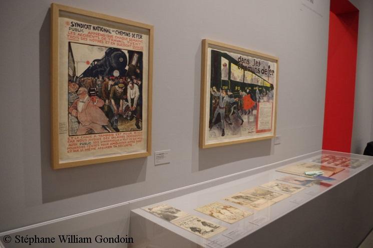 Exposition « Les villes ardentes (1870-1914) » au musée de Beaux-Arts de Caen (© Stéphane William Gondoin)