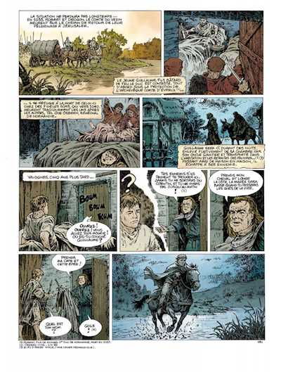 Extrait : Normannia - Epte des Vikings aux Plantagenêts - le sang de Rollon