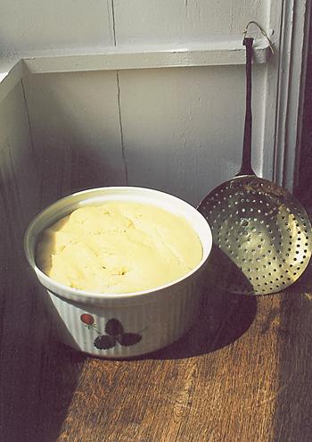 La pâte est levée ! (Photo Georges Bernage © Patrimoine Normand.)