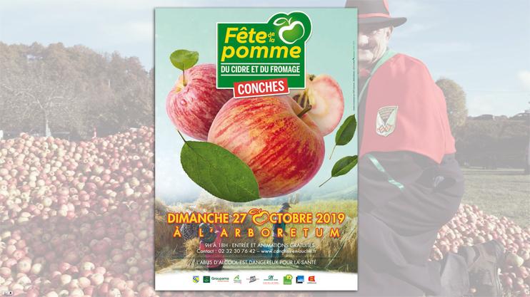 Fête de la Pomme de Conches - 2019