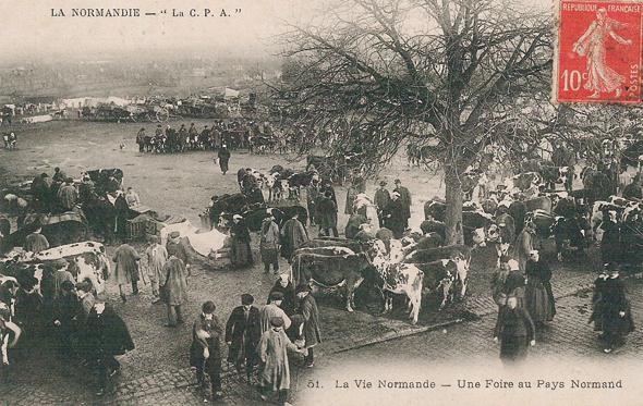 La foire Saint Denis