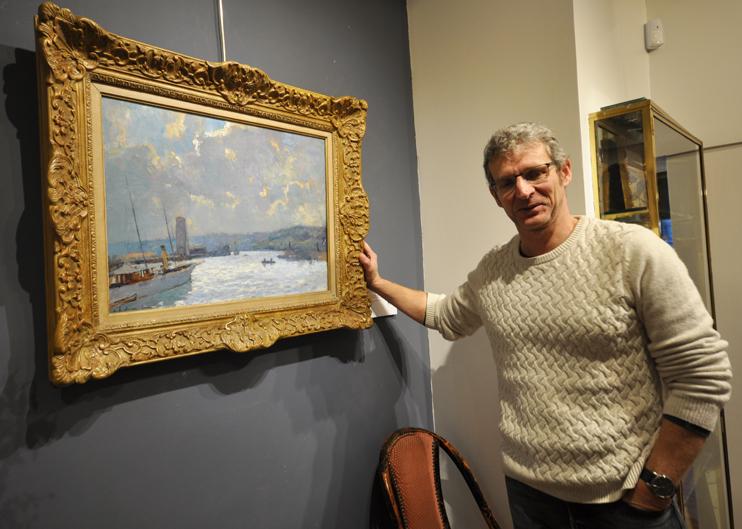 Galerie Bertrand ROUEN