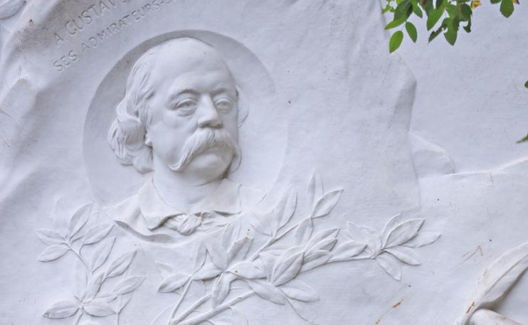 Gustave Flaubert. ( Stéphane William Gondoin)