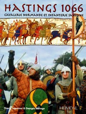 Hastings 1066 - Cavalerie normande et infanterie saxonne