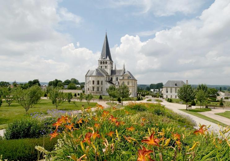 Exposition « Du jardin au paysage » à l'abbaye de Boscherville