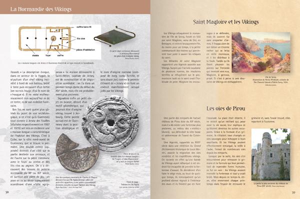 Intérieur livre : La Normandie des Vikings