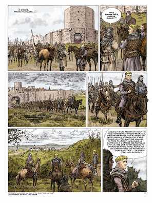 Extrait : L'Epte, des Vikings aux Plantagenêts - Tome 3 : Deux Guillaume pour un duché