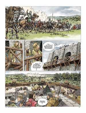Extrait : L'Epte, des Vikings aux Plantagenêts - Tome 4 : L'utilme rébellion