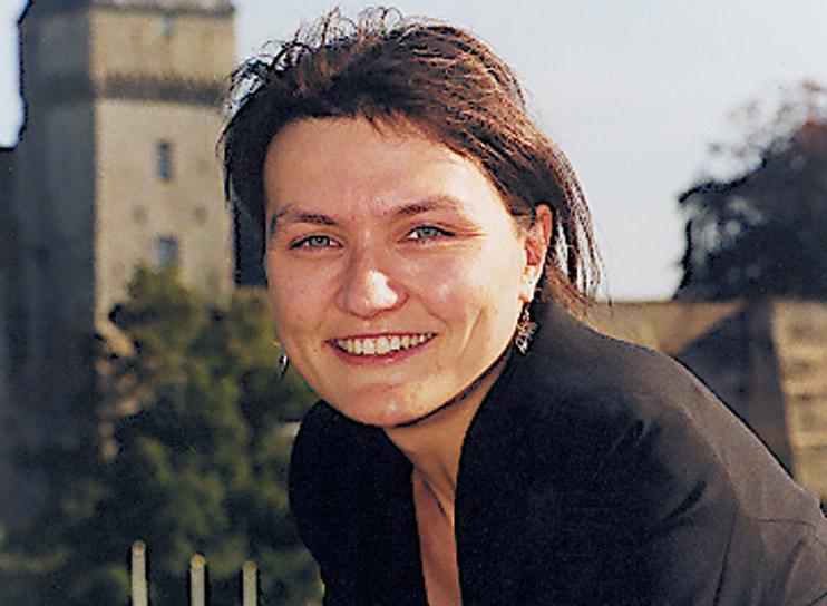 Isabelle Audinet (© Patrimoine Normand).