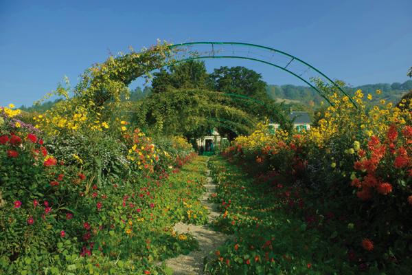 Les jardins imaginés par Claude Monet bientôt à l'UNESCO ? (© Stéphane William Gondoin)