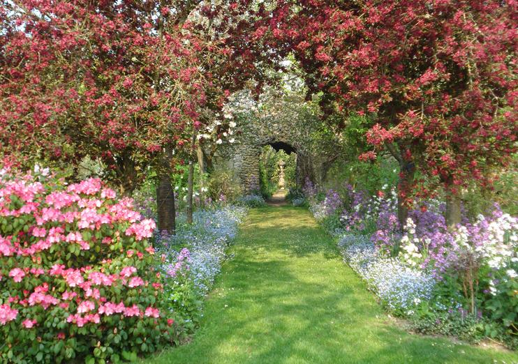 Les jardins du Domaine Albizia