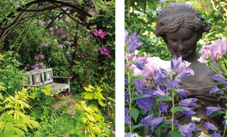 Jardin Retiré à Bagnoles-de-l`Orne
