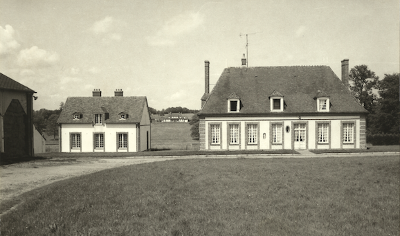 La Pichonnière (© photo famille Moncorgé).
