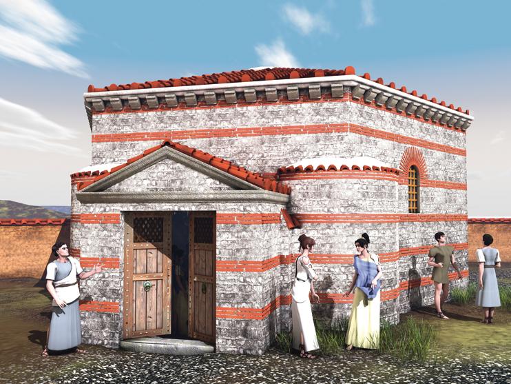 Les baptistères en Normandie au premier millénaire