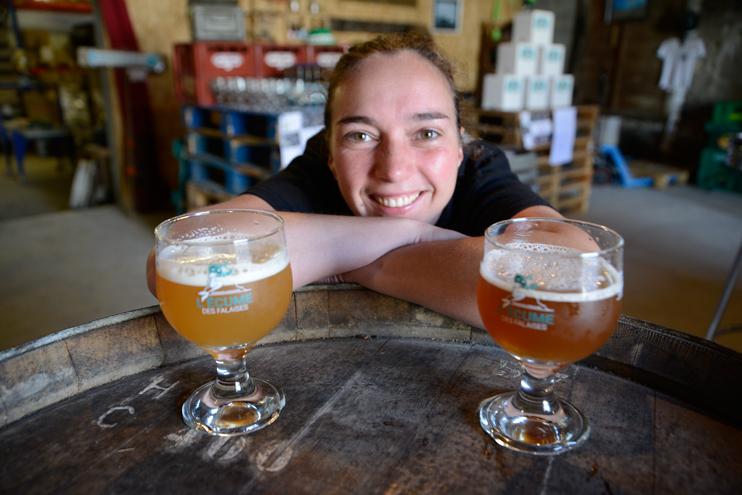 Bière - L'Écume des Falaises