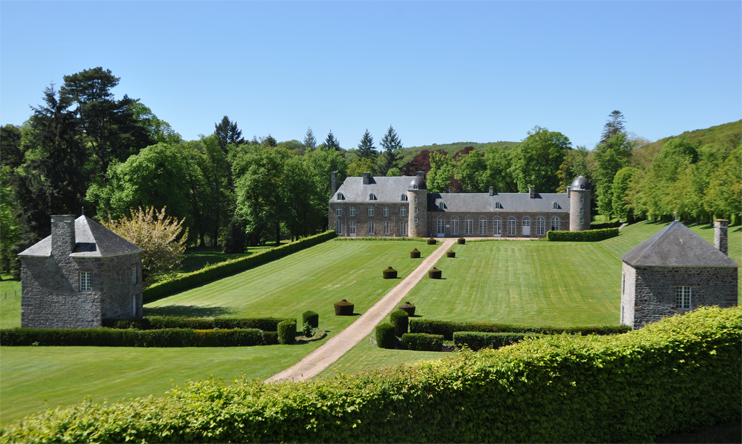 Le château de Pontécoulant ouvre ses portes