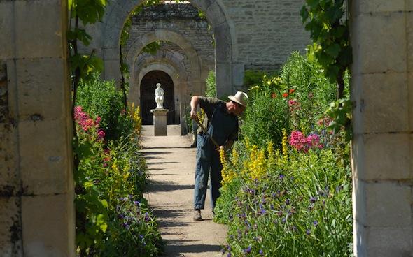 Parc et jardins du château de Canon - (© JM.Gatey - Calvados Tourisme).