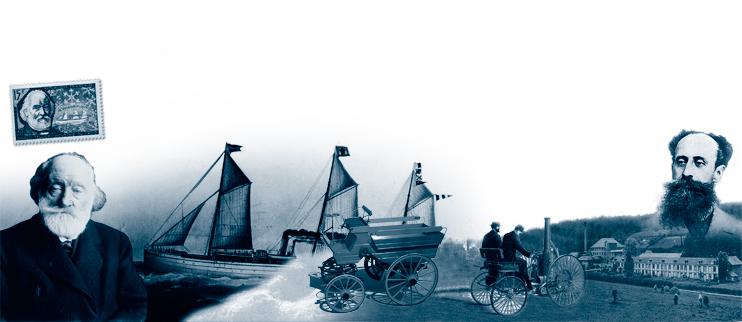 Les grands inventeurs Normands