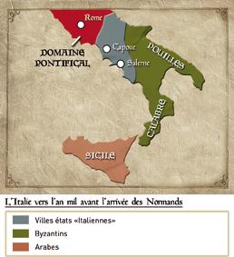L'Italie vers l'an mil